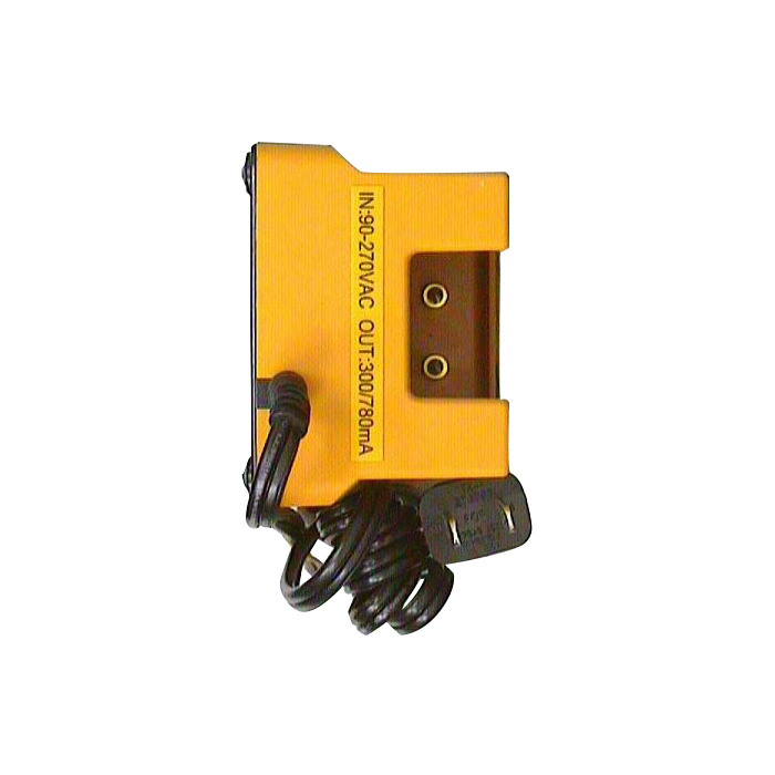 Hetronic AC Charger Grey Battery