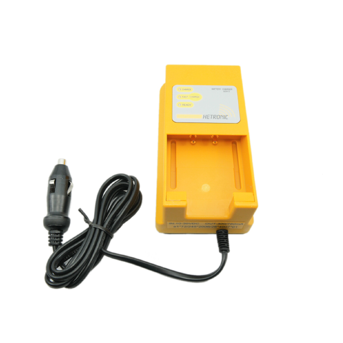 Hetronic DC Charger with cig adapter